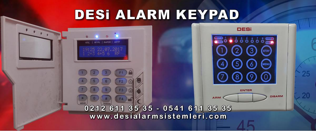 Desi Keypad