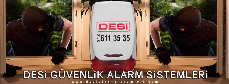 Ev İşyeri Alarm Sistemi Kullanımı