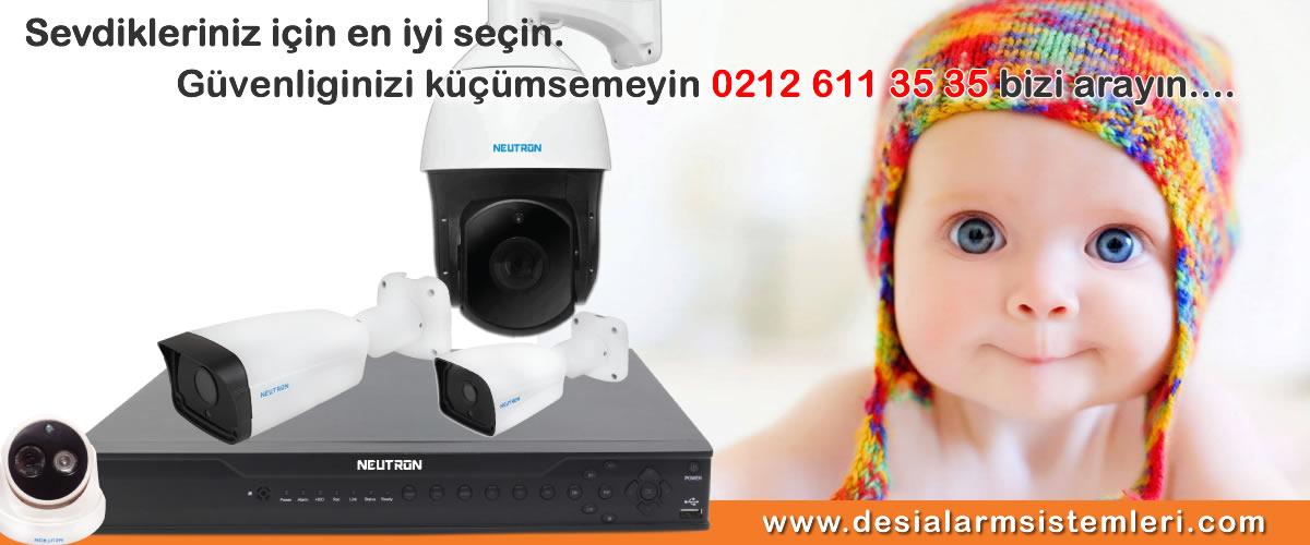 Ev işyeri kameraları