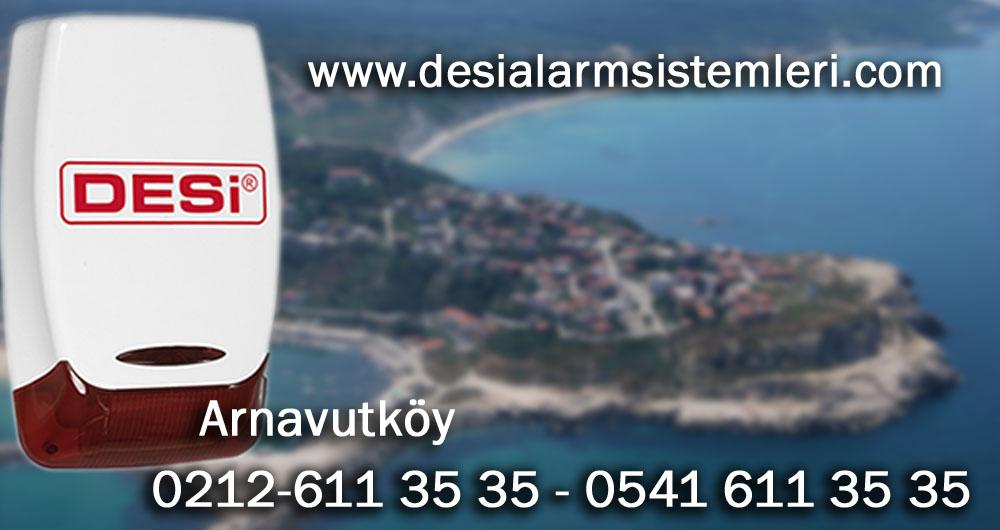 Desi alarm Arnavutköy iletişim