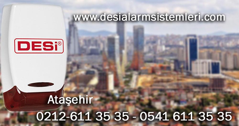 Desi alarm Ataşehir iletişim