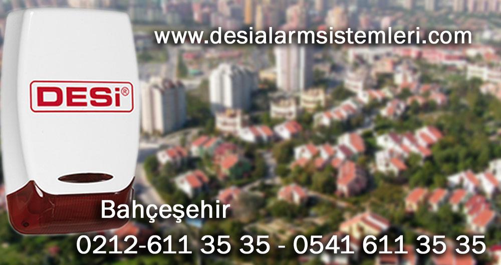 Desi alarm Bahçeşehir iletişim