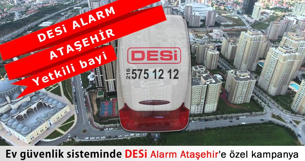 Ataşehir Desi Alarm