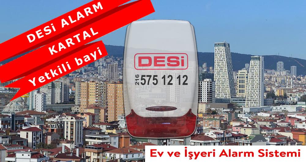 Kartal Desi Alarm