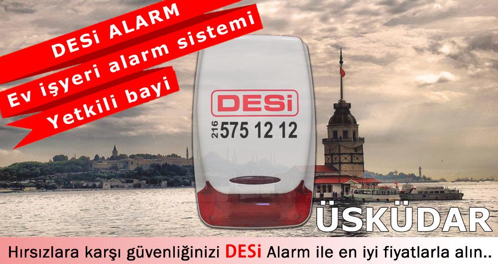Üsküdar Desi Alarm