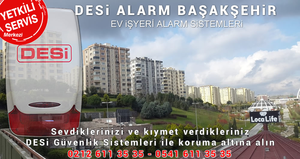Desi Alarm Başakşehir
