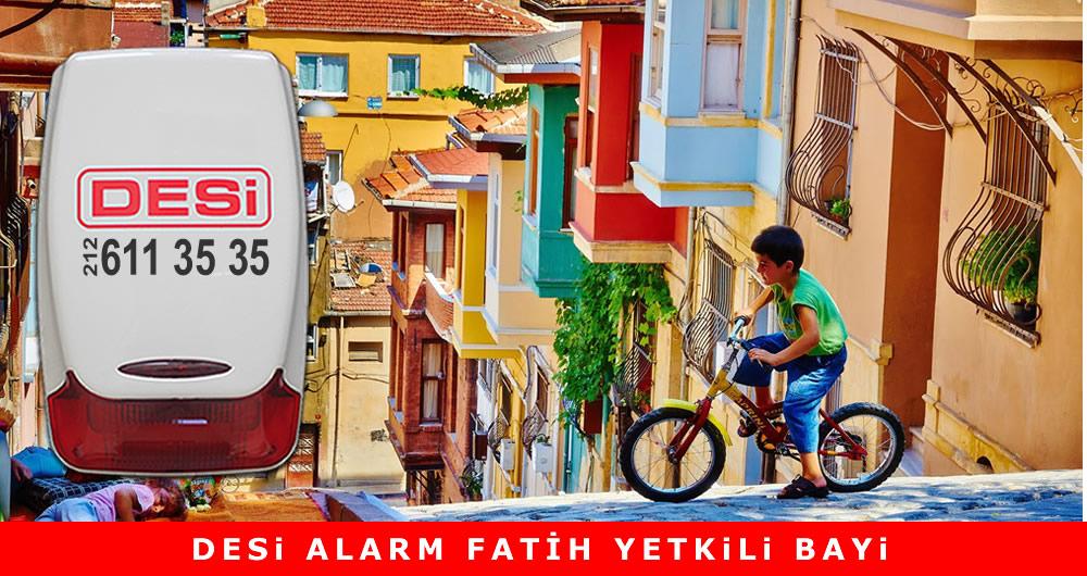 Fatih Desi Alarm ve Kamera Servisi