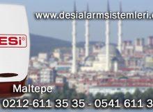 Desi alarm Maltepe iletişim