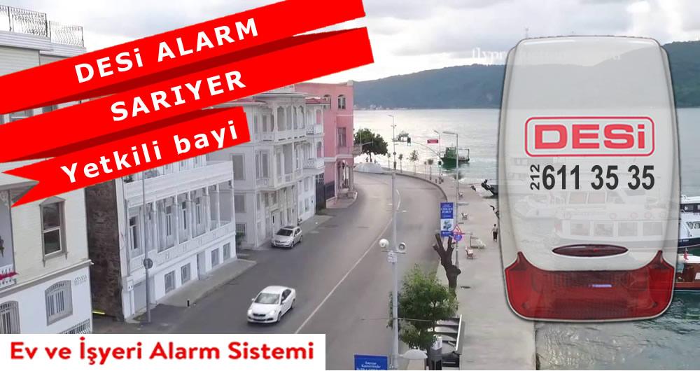 Sarıyer Desi Alarm Bayi