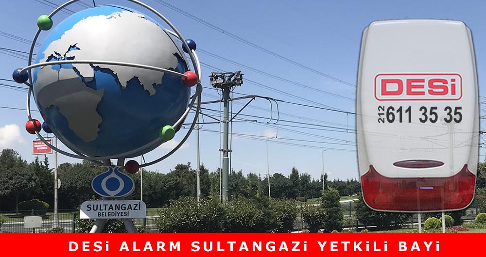 Sultangazi DESİ Alarm