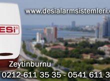Desi alarm Zeytinburnu iletişim