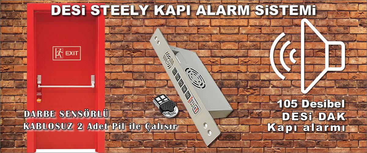 Yangın Çıkış Kapısı Alarm Sistemi
