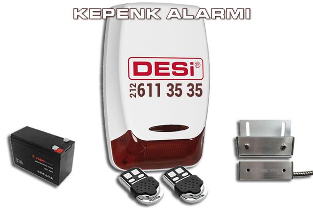 İşyeri Kepek Alarm Sistemi