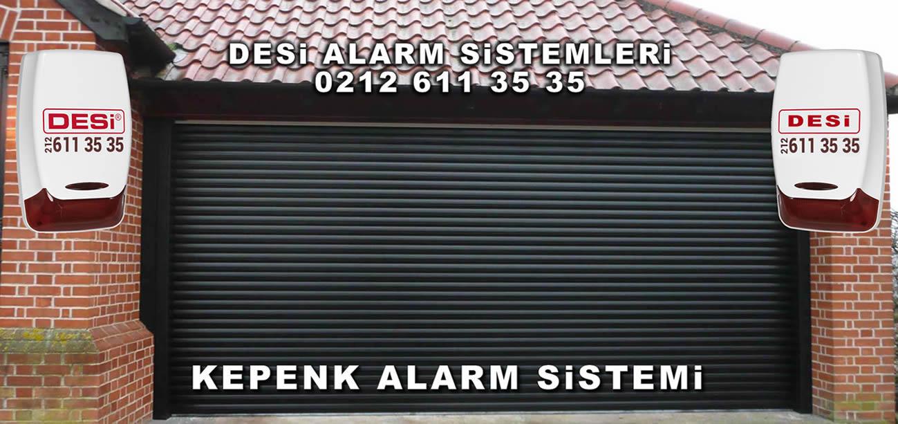 Kepenk Alarmı