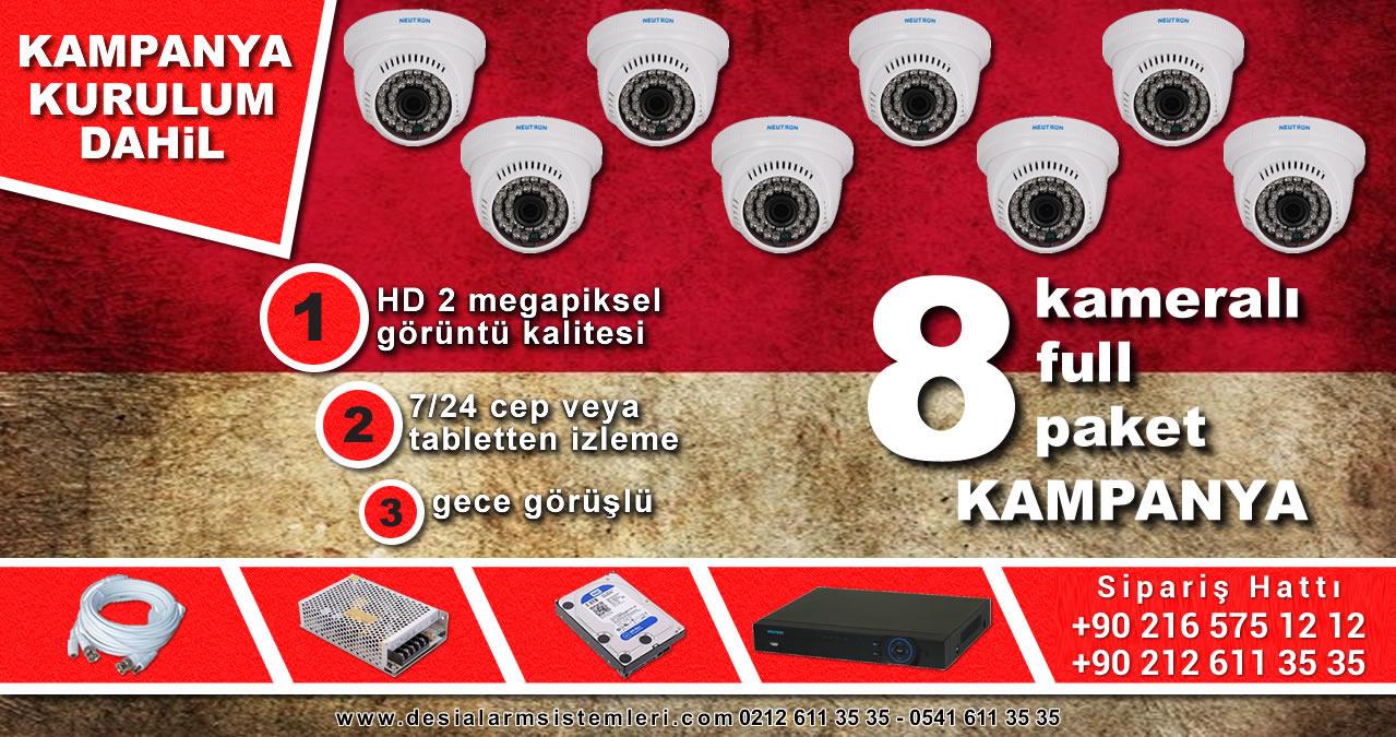 Kamera Sistemi Kampanyaları