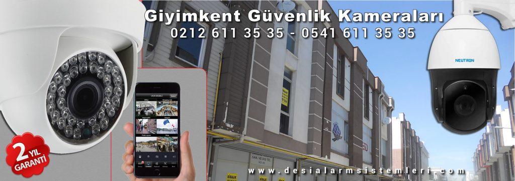 Giyimkent Güvenlik Kamera Sistemleri Fiyatları