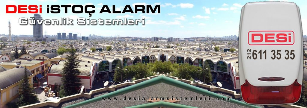 İstoç Desi Alarm Sistemleri Fiyatları