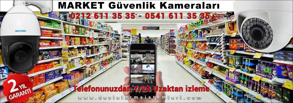 Bakkal Market Güvenlik Sistemleri Fiyatları