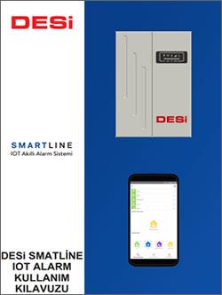 Desi Smartline IOT Kullanma Kılavuzu