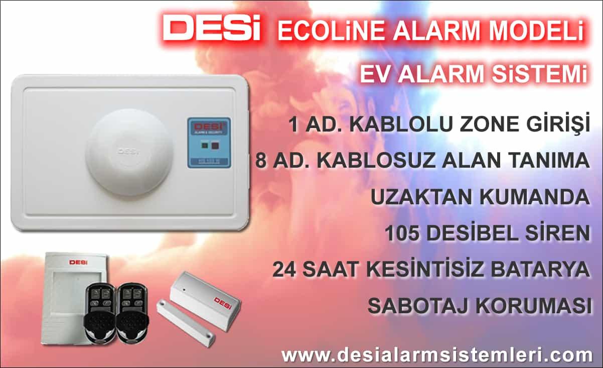 Desi Ecoline Kapı Alarmları