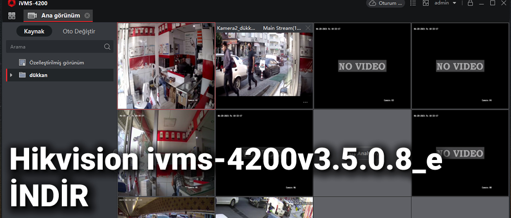hikvision ivms 4200